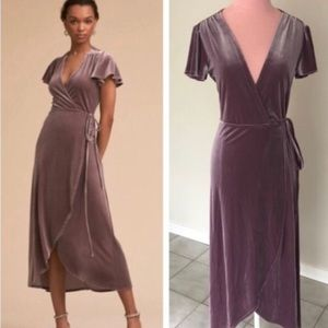 Anthropologie BHLDN Thrive Dress